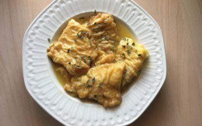 Pescado en salsa fácil