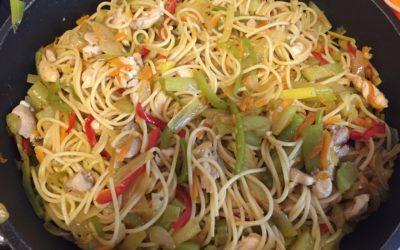 Spaguetti  Thai